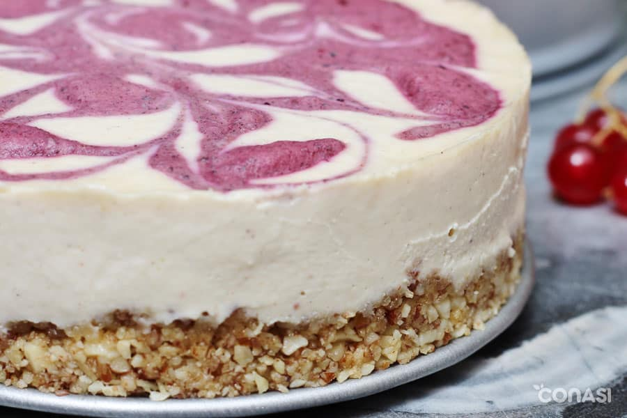 cheesecake helado