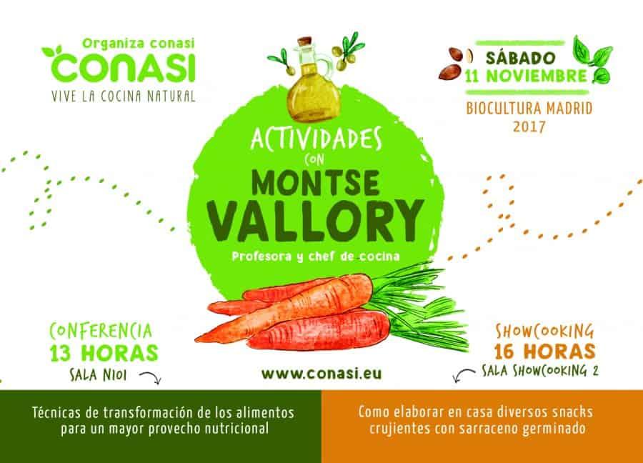 Actividades con Montse Vallory en Biocultura Madrid 17