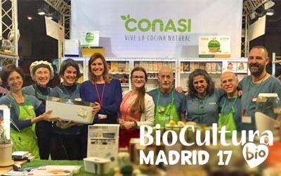 biocultura madrid 2017