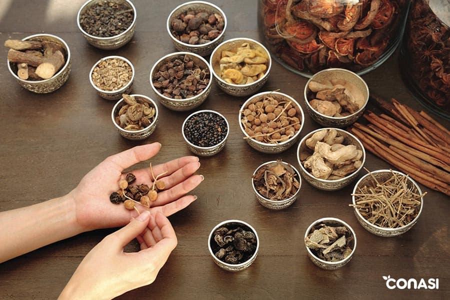 Dietética: el botiquín en tu despensa