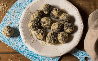 "Bombones veganos tipo ""Ferrero"""