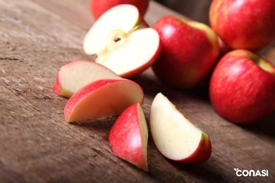 manzana fitoquimicos