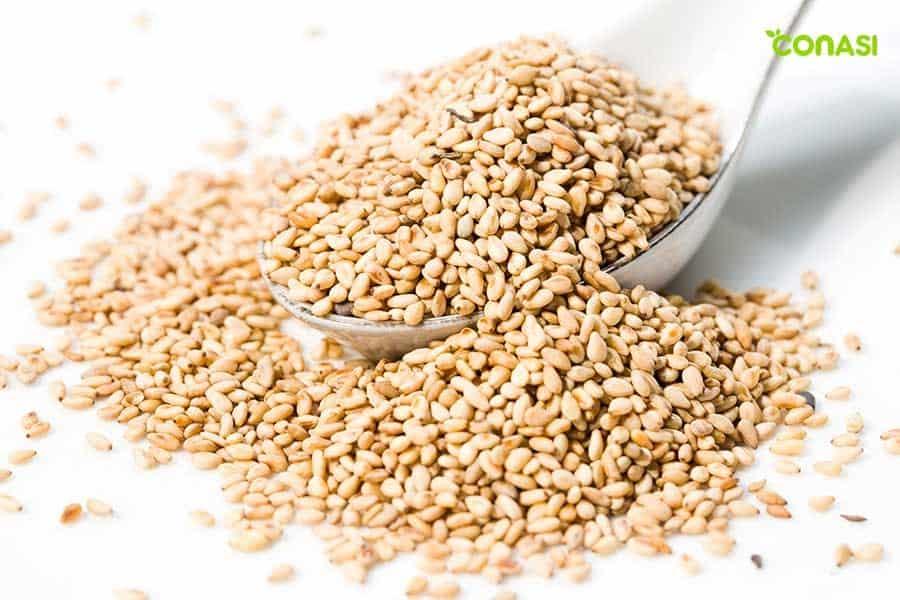 Sésamo o ajonjolí: la semilla rica en calcio