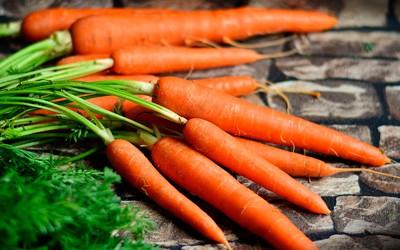 Zanahoria y carotenos: ¿clave para un bronceado pe...