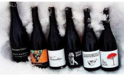 Vinos Barranco Oscuro, sólo vinos naturales