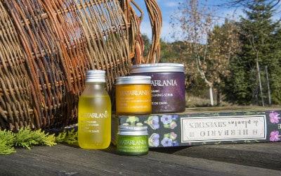 Matarrania, cosmética basada en aceite de oliva