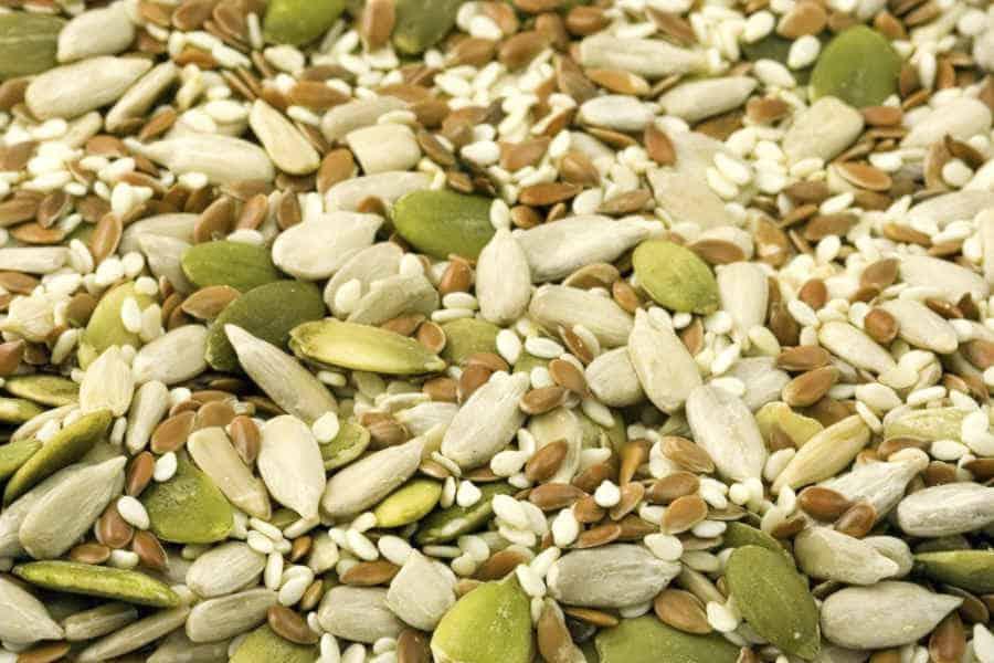 Como hacer yogur vegano de frutos secos y semillas