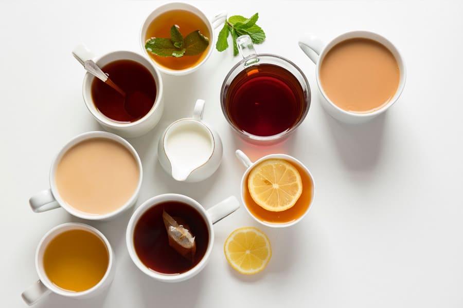 Desayunos sin leche ni zumo de naranja