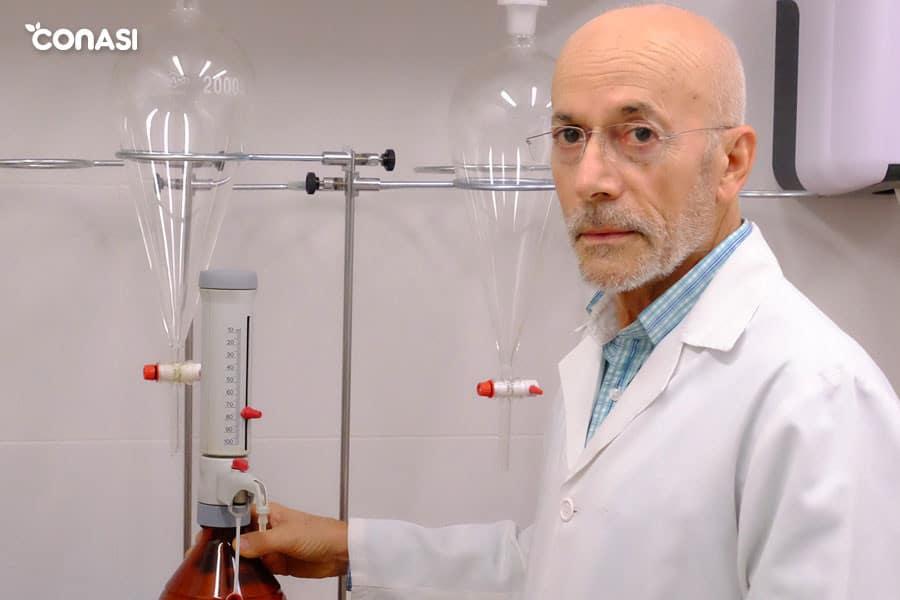 Rafael Cepa, creador de Ilexina, adaptógeno hormonal.