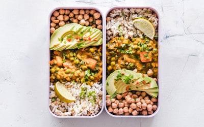 ¿Alimentos crudos o alimentos cocinados?