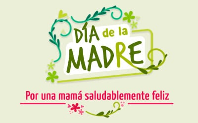 Consejos para un Día de la Madre saludablemente feliz