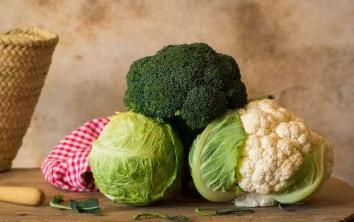 Cómo cocinar las verduras crucíferas