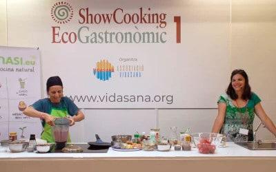 """""""Desayunos saludables para niños"""" Showcooking Dra. Odile Fernández y Aida Lirola"""