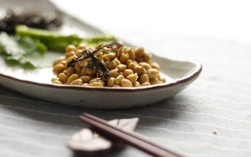 Natto: vitamina K2 y nattokinasa