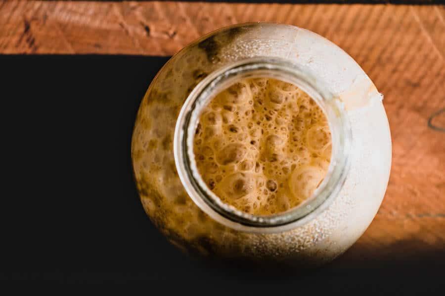 Beneficios de fermentar con masa madre