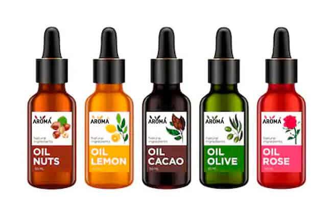 5 aromas alimentarios