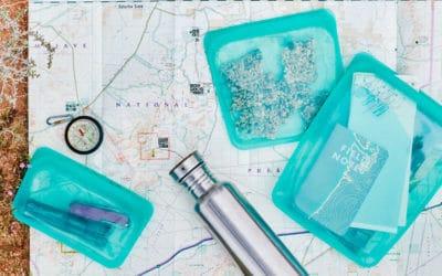 Stasher: las bolsas reutilizables de silicona platino de los mil usos