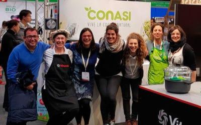 Conasi en Biocultura Madrid 2019