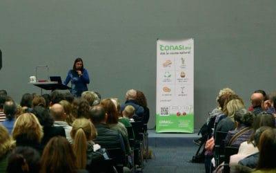"""Conferencia Dra Odile Fernandez """"Alimentación y suplementos con evidencia científica en cáncer"""""""