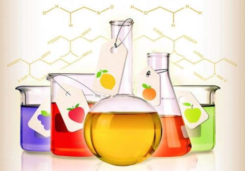 Aromatizantes artificiales