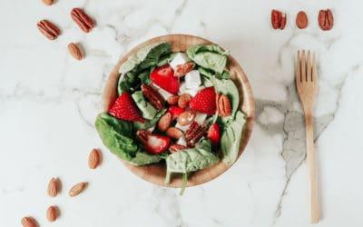 Alimentos para reforzar el sistema inmune