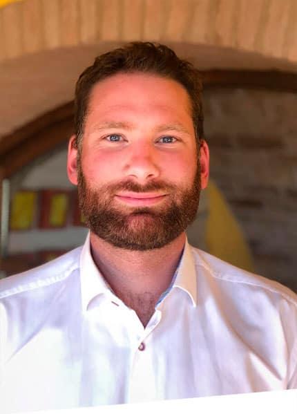 Damien Carbonnier, fundador de Mi ayuno