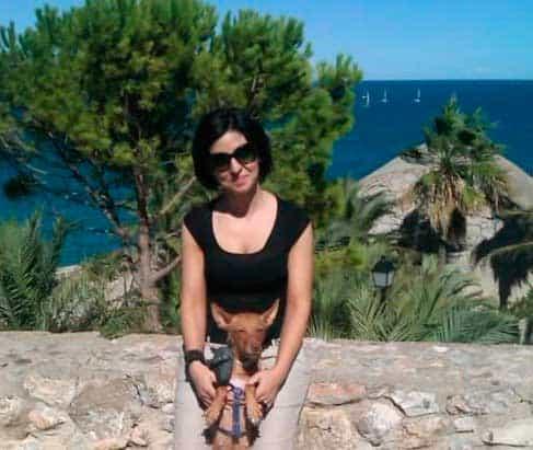 Eva en la playa - Conasi