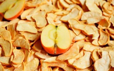 ¿Son saludables las frutas deshidratadas comerciales?