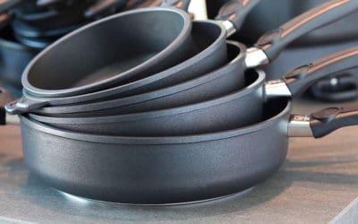 PTFE y toxicidad en sartenes y menaje de cocina