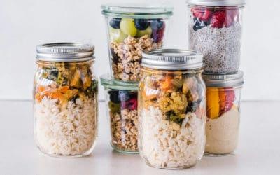 fuentes de proteínas vegetales y combinación proteica