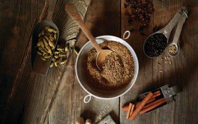 receta de garam masala