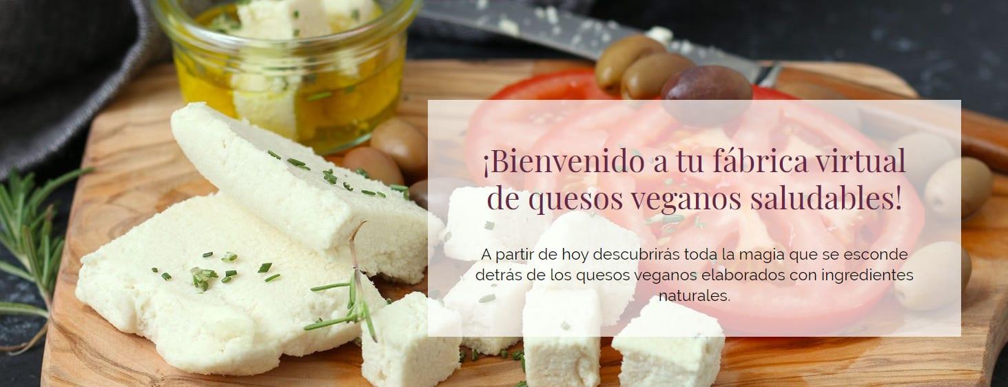 Accede al curso online de quesos veganos