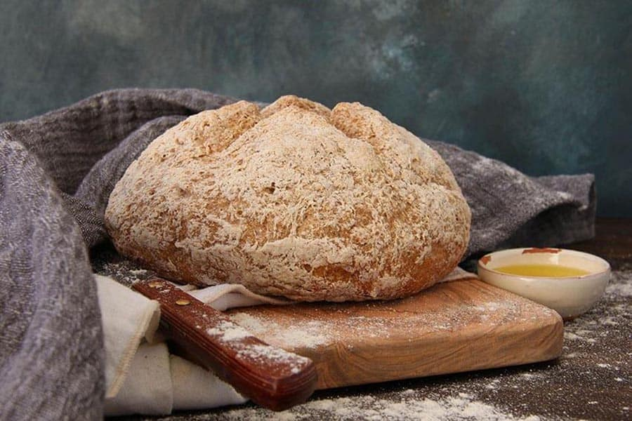 Pan sin gluten, de la panadería Glut-END