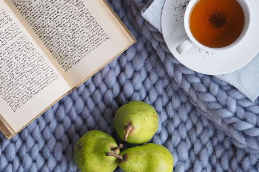 Enfermedades autoinmunes: libro, té y peras.