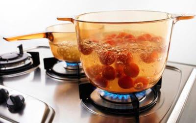 Diferencia entre vidrio y cristal: tipos y uso en cocina