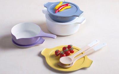 Menaje de cerámica y porcelana para cocinar: características y seguridad