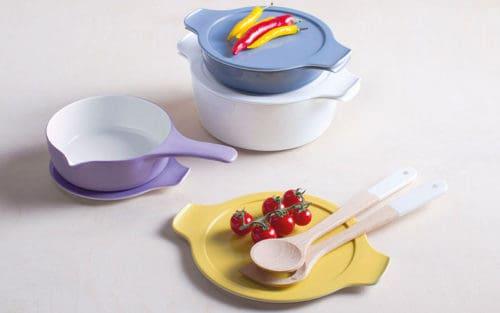 Menaje de cerámica y porcelana para cocinar: carac...