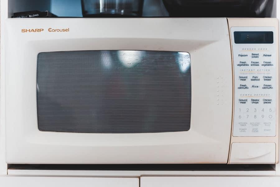 Cocinar en el microondas