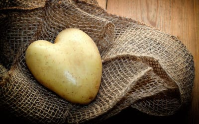 Valor nutricional de la patata y almidón resistente