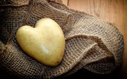 Valor nutricional de la patata y almidón resistent...