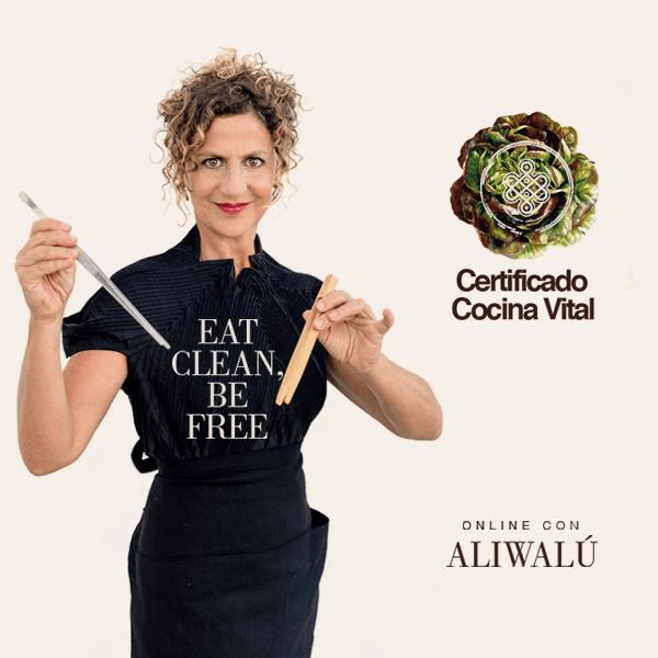 Aliwalú, chef de cocina vital