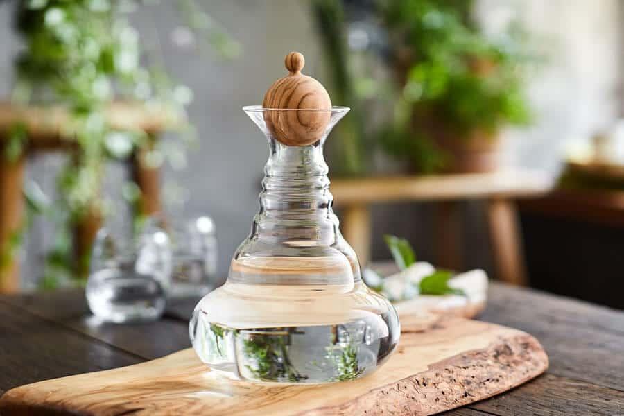 Templo del agua para la Cocina Vital