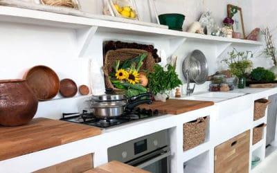 Crea tu cocina para el cambio, la Cocina Vital