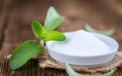 Equivalencia entre azúcar, stevia y otros edulcorantes