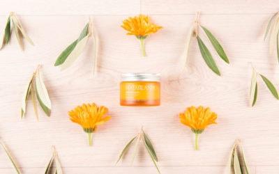 Aceite de oliva para la piel y el cabello