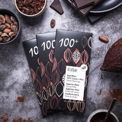 Chocolate y café ecológicos