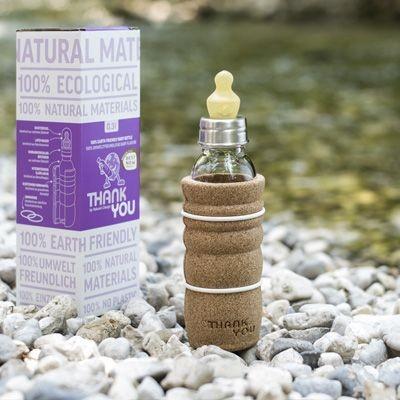 Botellas y biberones ecológicos