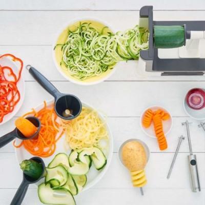 Espiralizadores de Verduras