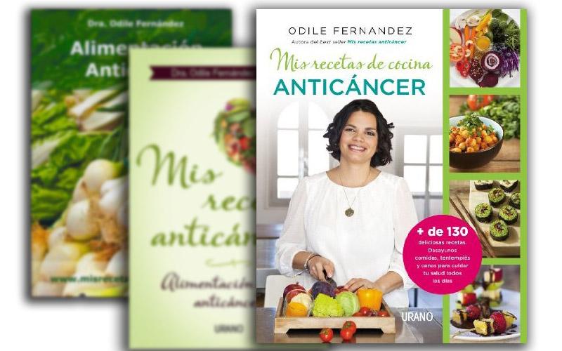 Libros de la Dra Odile Fernández