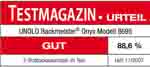 Sello Onyx mejor panificadora 2007, Alemania